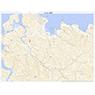 362346 美原(みはら Mihara), 地形図