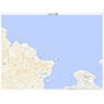 362347 小浜島(こはまじま Kohamajima), 地形図