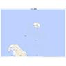 362356 鳩間島(はとまじま Hatomajima), 地形図