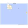 442964 臥蛇島(がじゃじま Gajajima), 地形図