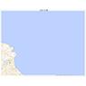 442967 中之島(なかのしま Nakanoshima), 地形図
