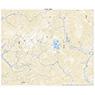 523455 長谷(はせ Hase), 地形図