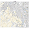 644142 札幌(さっぽろ Sapporo), 地形図