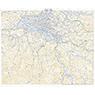 493077 日田(ひた Hita), 地形図