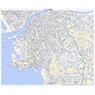 513521 和歌山(わかやま Wakayama), 地形図