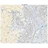 523535 京都西南部(きょうとせいなんぶ Kyotoseinambu), 地形図