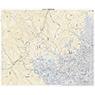 523545 京都西北部(きょうとせいほくぶ Kyotoseihokubu), 地形図