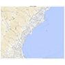 523567 比良山(ひらさん Hirasan), 地形図