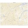 543701 位山(くらいやま Kuraiyama), 地形図