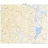 543776 神城(かみしろ Kamishiro), 地形図