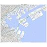 533915 横浜東部(よこはまとうぶ Yokohamatobu), 地形図