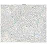 533924 荏田(えだ Eda), 地形図