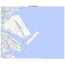 533926 東京国際空港(とうきょうこくさいくうこう Tokyokokusaikuko), 地形図