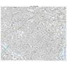 533935 東京西南部(とうきょうせいなんぶ Tokyoseinambu), 地形図