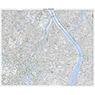 533946 東京首部(とうきょうしゅぶ Tokyoshubu), 地形図