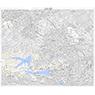 533953 所沢(ところざわ Tokorozawa), 地形図