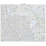 533965 浦和(うらわ Urawa), 地形図
