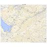 523960 箱根(はこね Hakone), 地形図