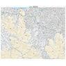 503022 福岡西南部(ふくおかせいなんぶ Fukuokaseinambu), 地形図