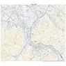 604064 大鰐 (おおわに Owani), 地形図