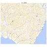 624011 渡島福島 (おしまふくしま Oshimafukushima), 地形図
