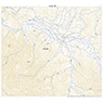 624062 館 (たて Tate), 地形図