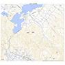 624075 大沼公園 (おおぬまこうえん Onumakoen), 地形図