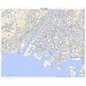 513243 広島 (ひろしま Hiroshima), 地形図