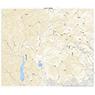 553957 那須岳 (なすだけ Nasudake), 地形図