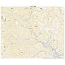 523817 湯ヶ野 (ゆがの Yugano), 地形図
