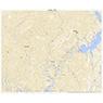 523861 井川 (いかわ Ikawa), 地形図