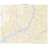 533745 木曽須原 (きそすはら Kisosuhara), 地形図