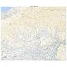 533807 駿河小山 (するがおやま Surugaoyama), 地形図