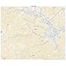 533415 栃本 (とちもと Tochimoto), 地形図