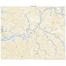 533417 出石 (いずし Izushi), 地形図