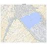 543800 諏訪 (すわ Suwa), 地形図