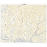 543810 鉢伏山 (はちぶせやま Hachibuseyama), 地形図