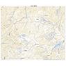 543811 霧ヶ峰 (きりがみね Kirigamine), 地形図