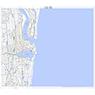574007 荒浜 (あらはま Arahama), 地形図