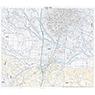 574067 古川 (ふるかわ Furukawa), 地形図
