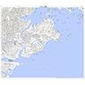 574130 塩竈 (しおがま Shiogama), 地形図