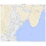 533610 海津 (かいづ Kaizu), 地形図