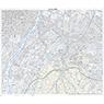 553700 高岡 (たかおか Takaoka), 地形図