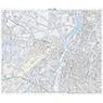 553701 富山 (とやま Toyama), 地形図