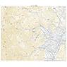 553706 白馬町 (はくばちょう Hakubacho), 地形図