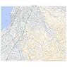 553713 魚津 (うおづ Uozu), 地形図
