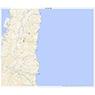 553740 庵 (いおり Iori), 地形図