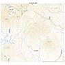 654205 十勝岳 (とかちだけ Tokachidake), 地形図