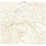 654236 旭岳 (あさひだけ Asahidake), 地形図