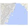 473024 鹿児島南部 (かごしまなんぶ Kagoshimanambu), 地形図